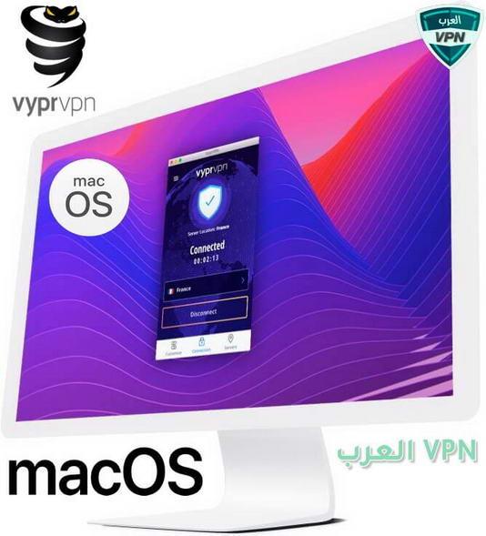 فايبر في بي ان Vypr VPN