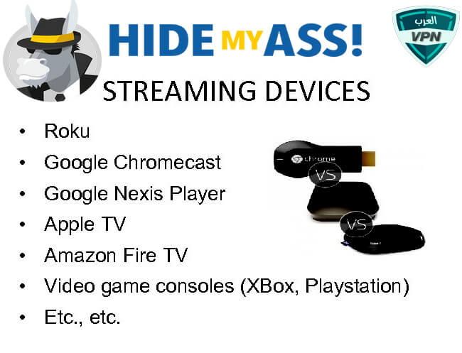 منصات Streaming Devices