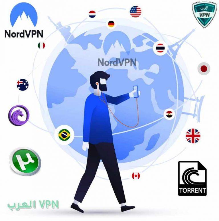 Nord VPN نورد في بي ان